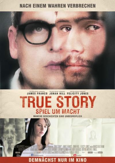 True Story - Plakat
