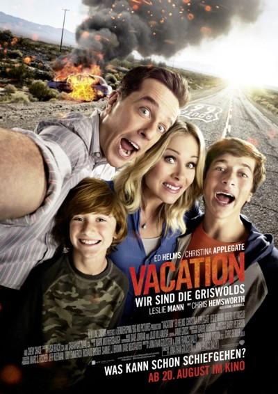 Vacation - Plakat