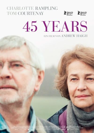 45 Years - Plakat - 4