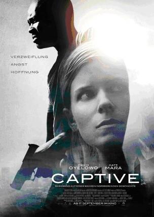 Captive - Plakat