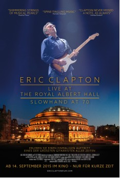 Eric Clapton - Live at the Royal Albert Hall