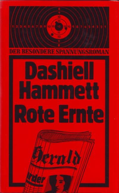 Hammett - Rote Ernte