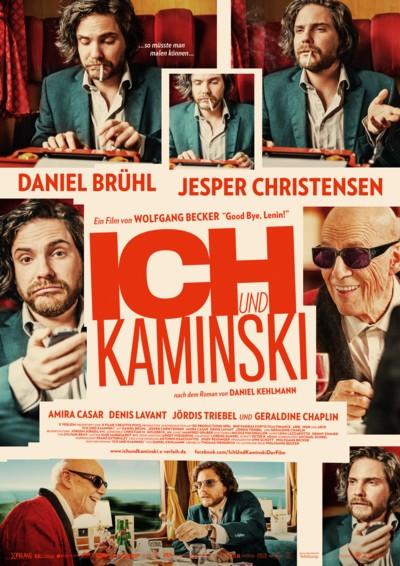Ich und Kaminiski - Plakat