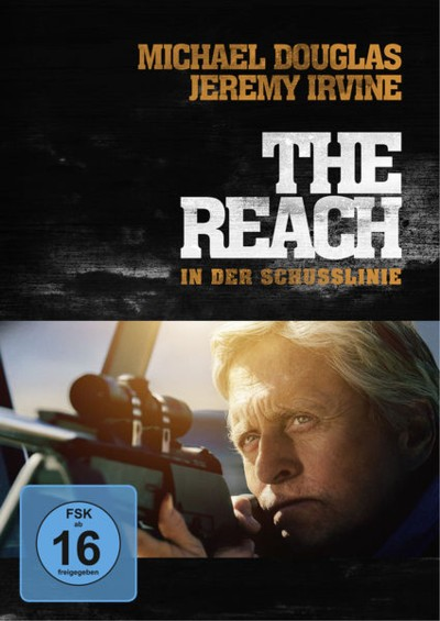 The Reach - DVD-Cover