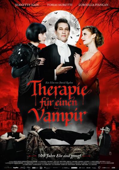 Therapie für einen Vampir - Plakat - 4