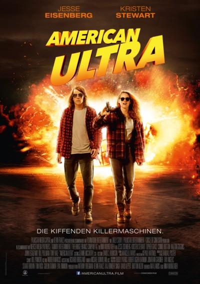 American Ultra - Plakat