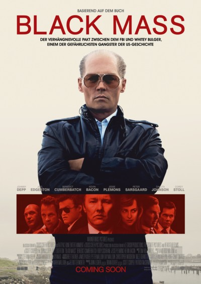 Black Mass - Plakat