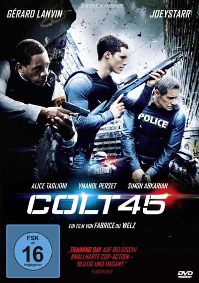 Colt 45 - DVD-Cover
