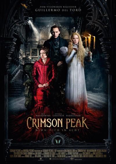 Crimson Peak - Plakat