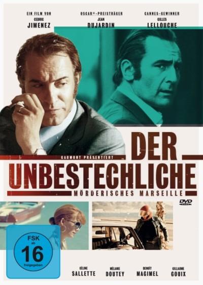 Der Unbestechliche - DVD-Cover