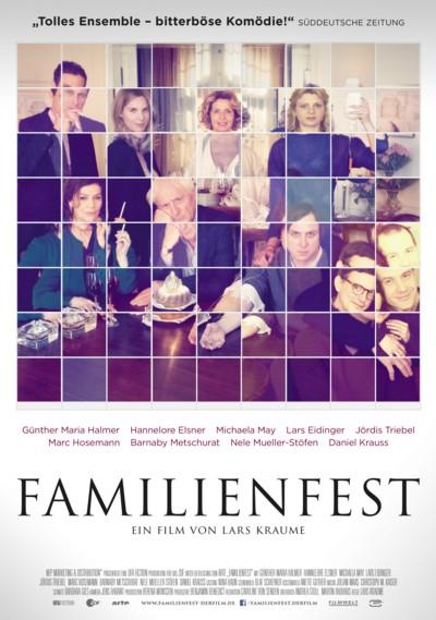 Familienfest - Plakat