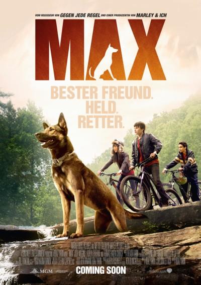 Max - Plakat