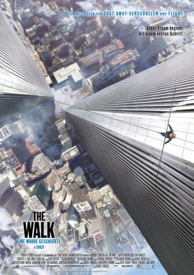 The Walk - Plakat