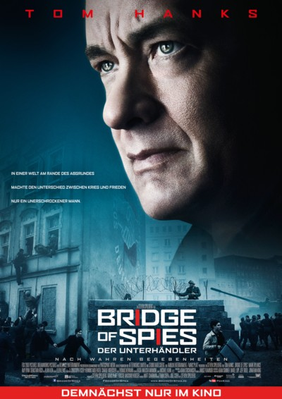 Bridge Of Spies - Plakat