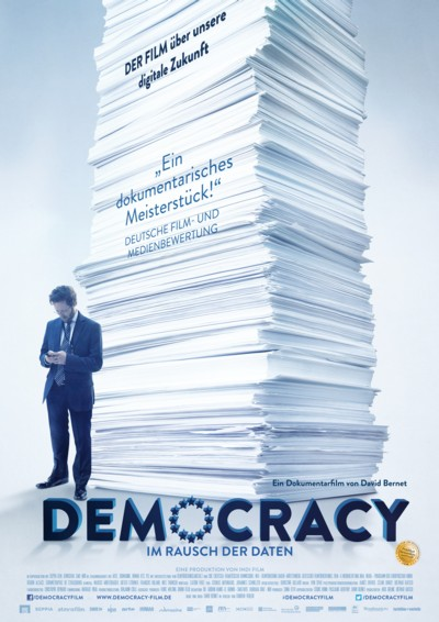 Democracy - Plakat