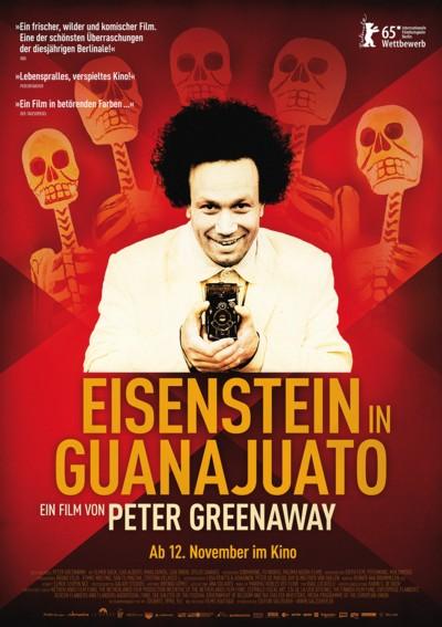 Eisenstein in Guanajuato - Plakat - 4