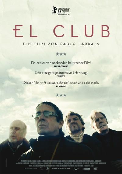 El Club - Plakat - 4
