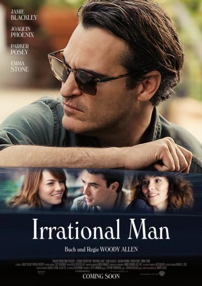 Irrational Man - Plakat