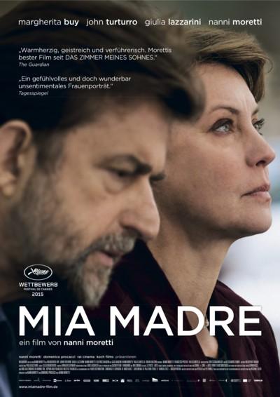 Mia Madre - Plakat