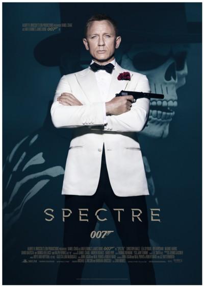 Spectre - Plakat