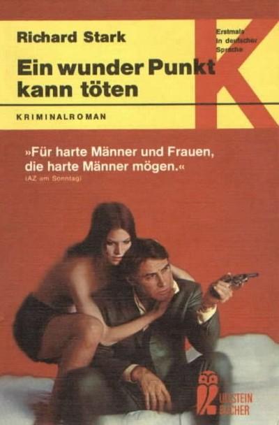 Stark - Ein wunder Punkt kann töten - Ullstein-Cover