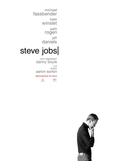 Steve Jobs - Plakat