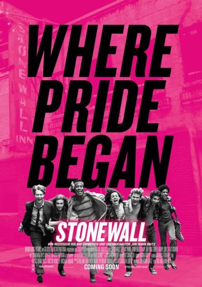 Stonewall - Plakat