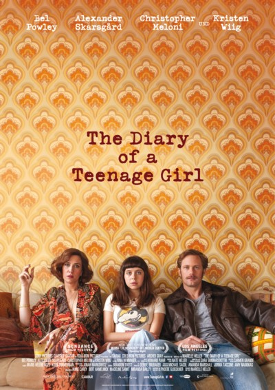 The Diary of a Teenage Girl - Plakat