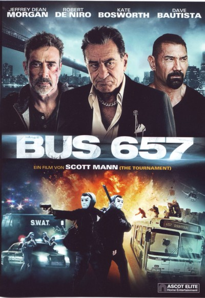 Bus 657 - DVD-Cover