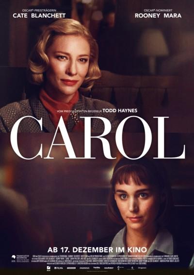 Carol - Plakat