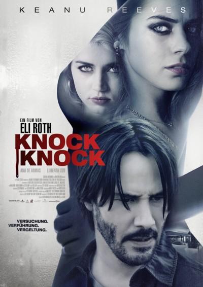 Knock Knock - Plakat