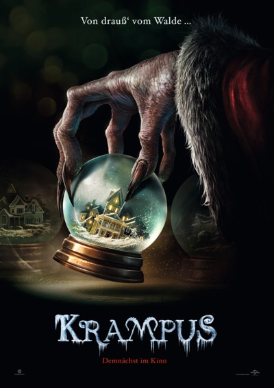 Krampus - Teaserplakat