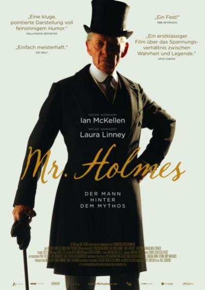 Mr Holmes - Plakat
