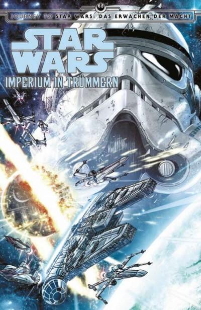 Rucka - Star Wars - Imperium in Trümmern