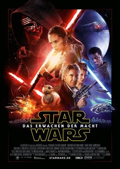 Star Wars - Das Erwachen der Macht - Plakat