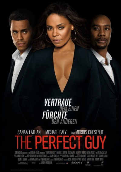 The Perfect Guy - Plakat