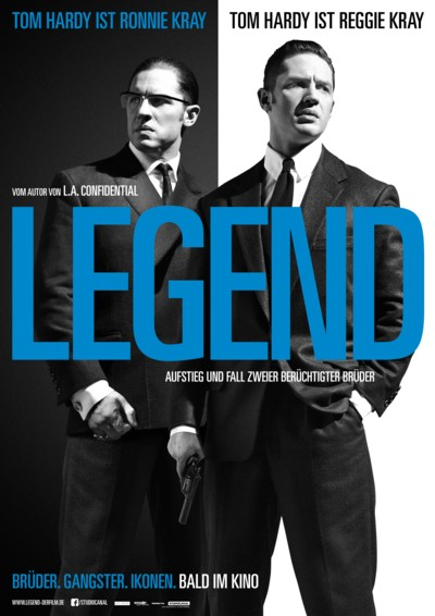 Legend - Plakat
