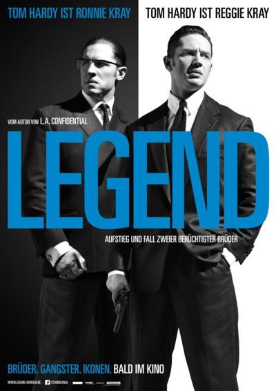 Legend - Plakat
