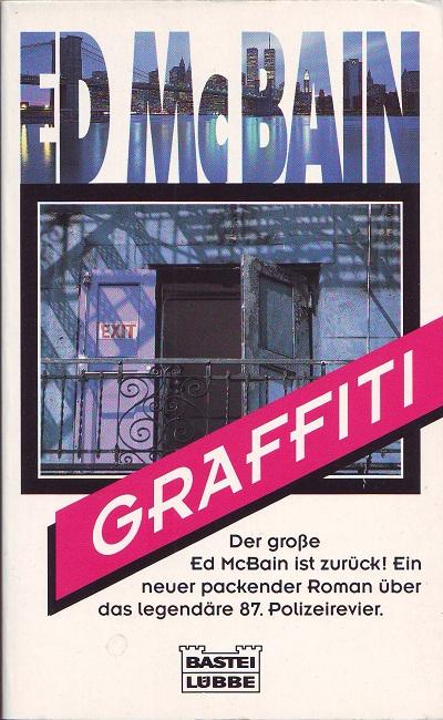 McBain - Graffiti