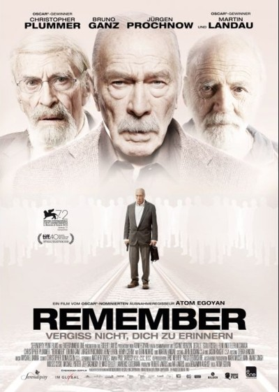 Remember - Plakat