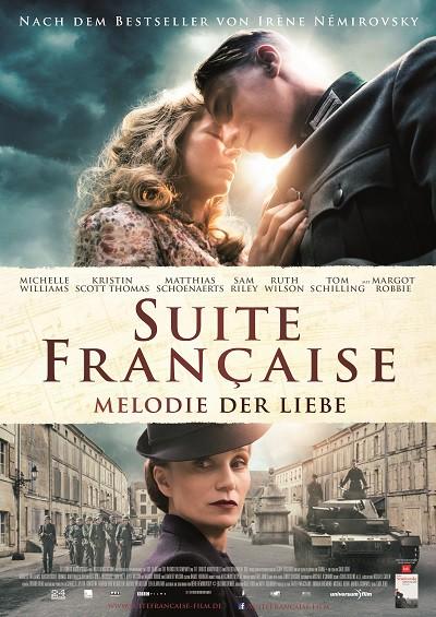 Suite Francaise - Plakat