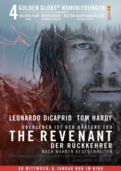 The Revenant - Plakat