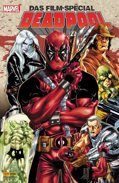 Deadpool - Das Film-Special