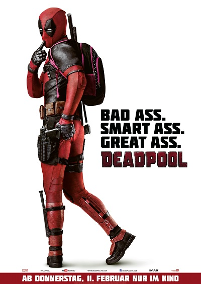 Deadpool - Plakat