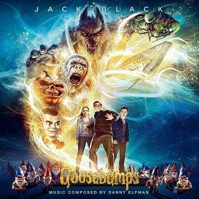 Goosebumps - Soundtrack - 4