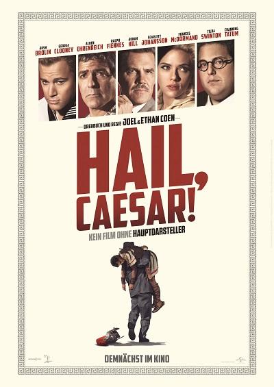 Hail Caesar - Plakat