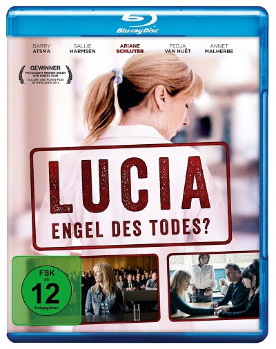 Lucia - Engel des Todes - BluRay