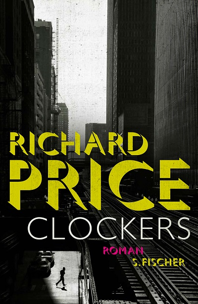 Price - Clockers - Fischer Hardcover