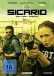 Sicario – DVD-Cover