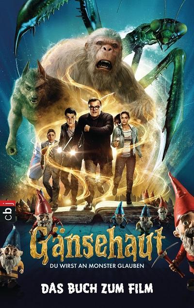 Gaensehaut - Das Buch zum Film von RL Stine